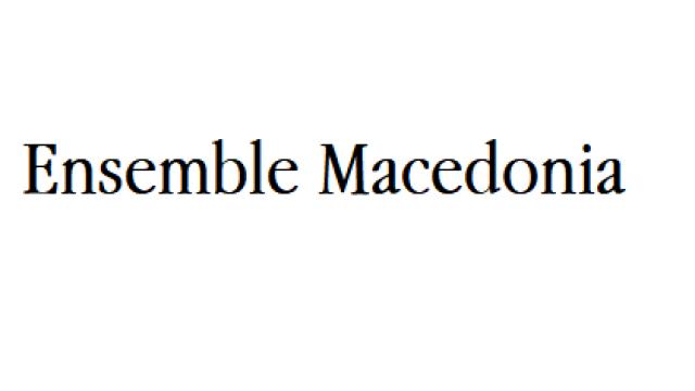Ensemble Macedonia