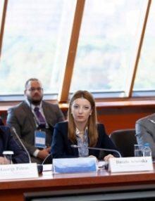 Arsovska: Trade agendas should be resolved through negotiations rather than blockades